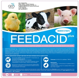 BIOXYMIN FEEDACID plus